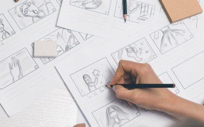 Storyboarding for e-learnings